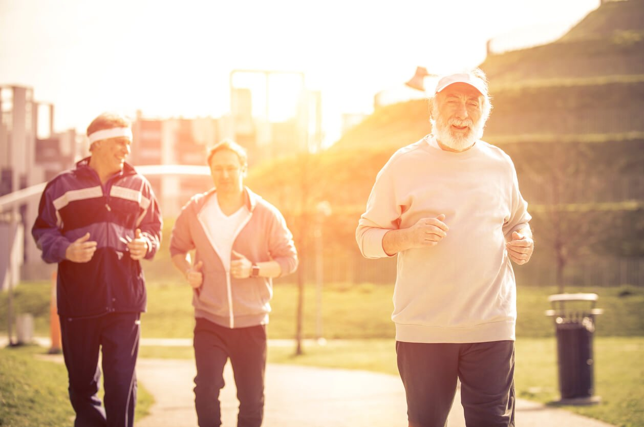 AGE WELL CT - KEEPING FIT AS YOU AGE