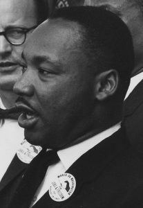 HISTORY IN THE MAKING: A Martin Luther King, Jr. Day Presentation @ New Milford Senior Center | New Milford | Connecticut | United States