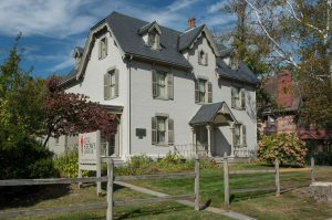Harriet Beecher Stowe House in Hartford @ Woodbury Senior Center | Woodbury | Connecticut | United States