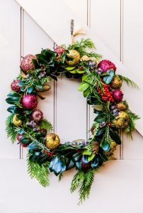Afternoon of Arts & Crafts: Holiday Wreath Workshop @ Richmond Citizen Center | New Milford | Connecticut | United States