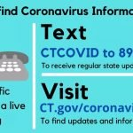 COVID 19 CT contacts