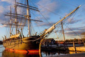 Webinar Wednesday: Figureheads & Ship Carvings @ Mystic Seaport Museum